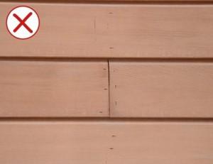 uitbouw achter woning hout